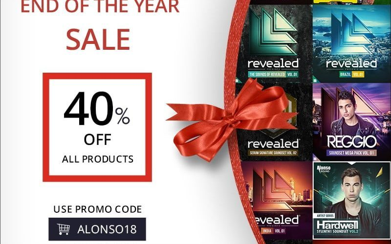 Alonso Sound End of Year Sale 2018