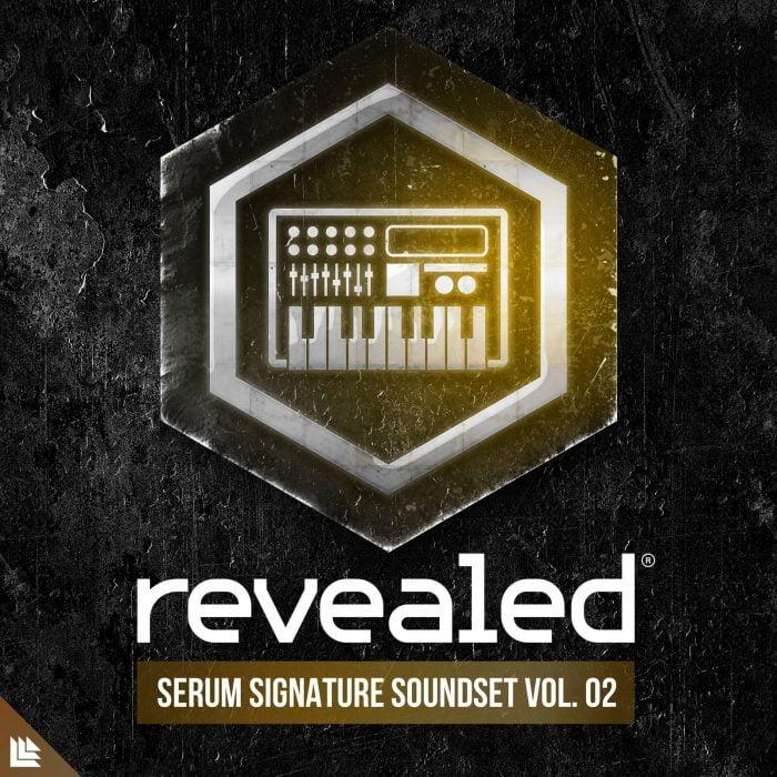 Alonso Sound Revealed Serum Signature Soundset Vol 2
