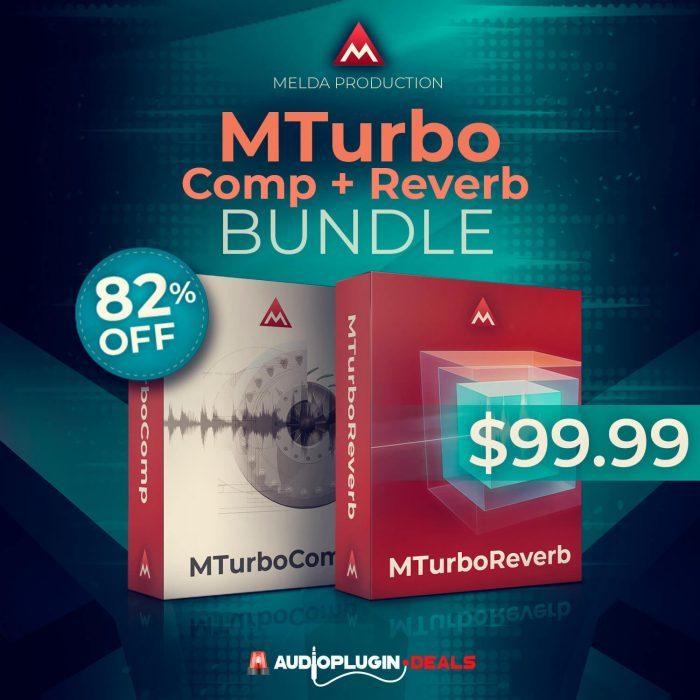 Audio Plugin Deals Meldaproduction Bundle