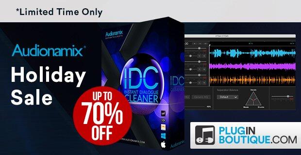 Audiomanix HolidaySale