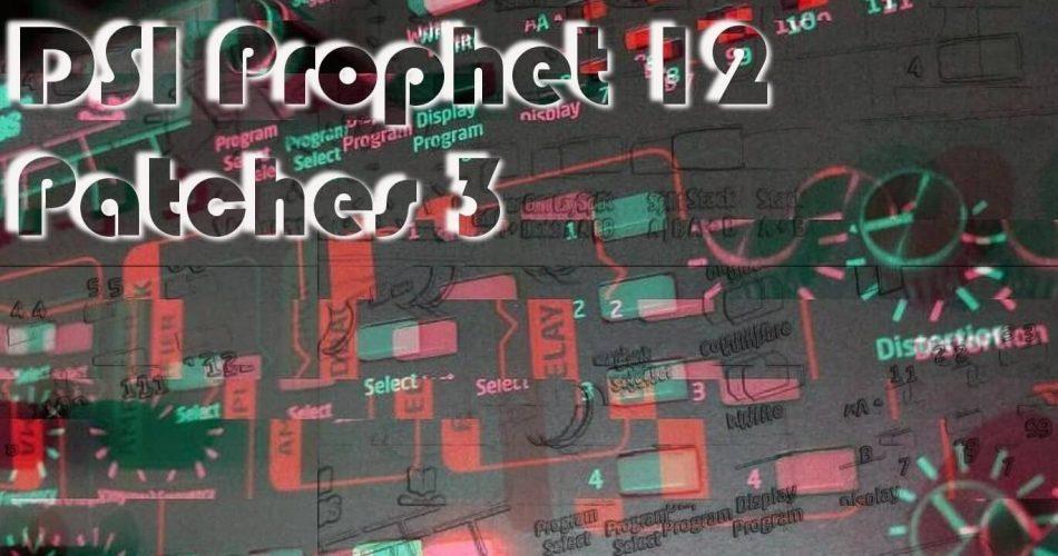 BoBSwanS DSI Prophet 12 Vol 3