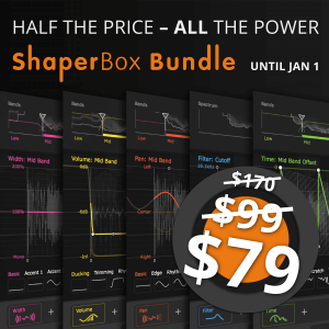Cableguys ShaperBox Bundle sale extended