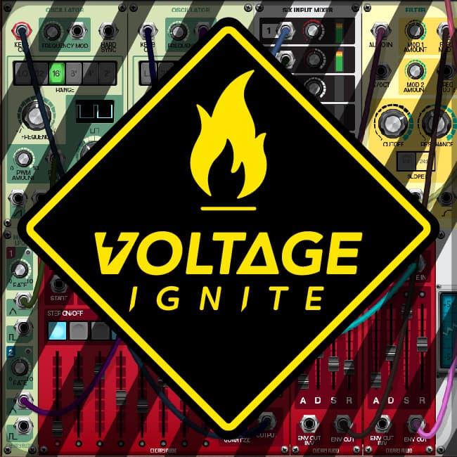 Cherry Audio Voltage Ignite