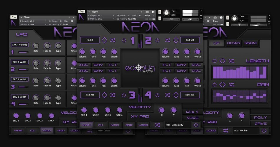 Ecliptiq Audio Neon feat