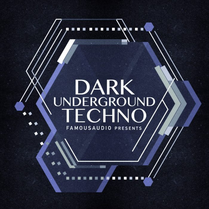 Famous Audio Dark Underground Techno