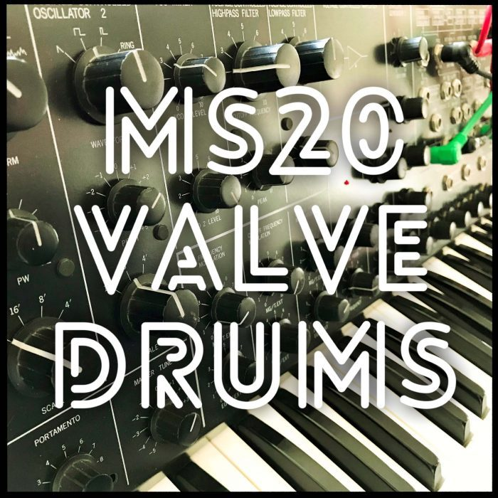 Goldbaby MS20 Valve Drums