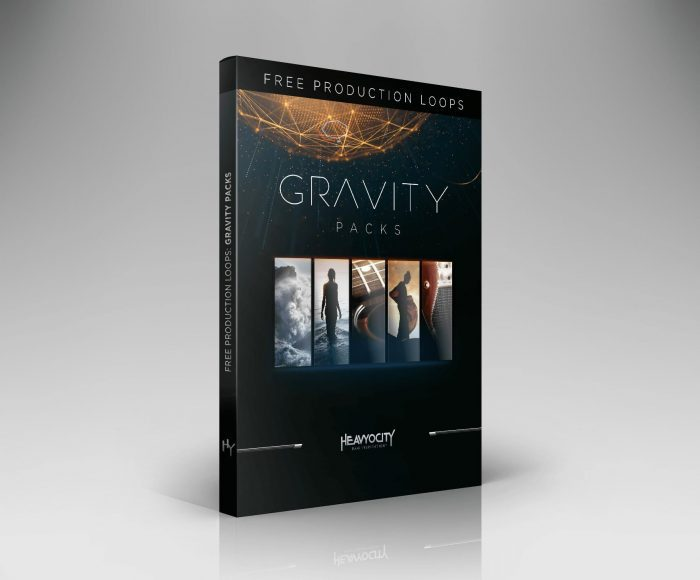 Heavyocity Free Production Loops 2018 Gravity Packs