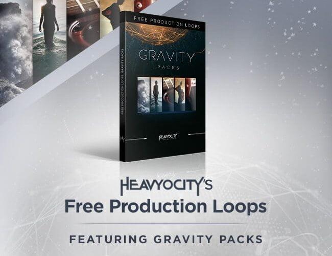 Heavyocity Free Production Loops 2018 Gravity Packs feat