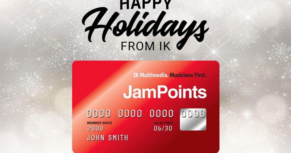 IK Multimedia 25 Free JamPoints