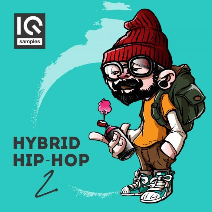 IQ Samples Hybrid Hip Hop 2
