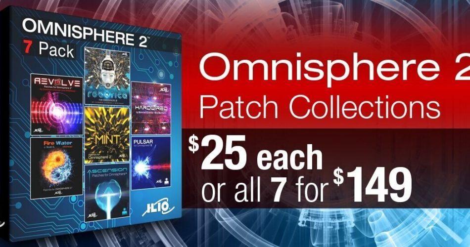 Ilio Omnisphere 2 pack