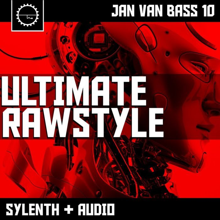 Industrial Strength Jan Van Bass 10 Ultimate Rawstyle