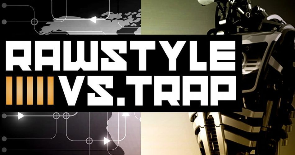 Industrial Strength Samples Rawstyle vs Trap