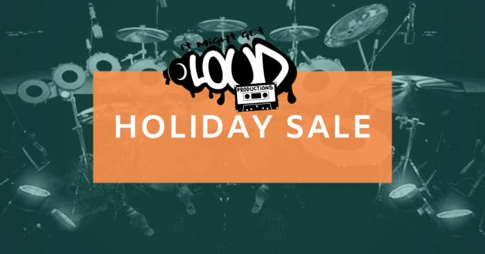 It Might Get Loud Holiday Sale
