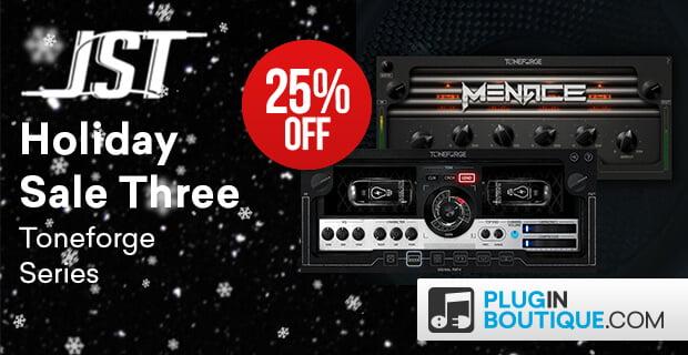 JST Toneforge 25 OFF Sale