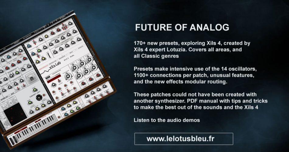 Le Lotus Bleu Future Analog