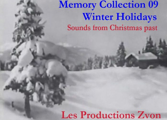 Les Productions Zvon Memory Collection 09 Winter Holidays