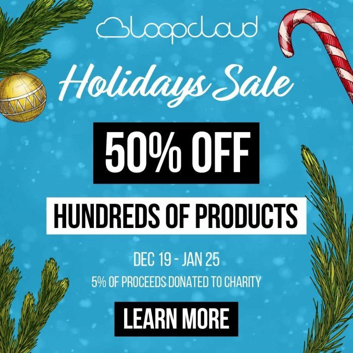 Loopcloud Holidays Sale
