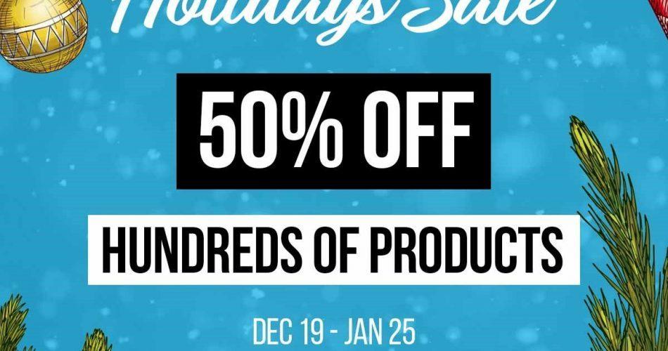Loopcloud Holidays Sale