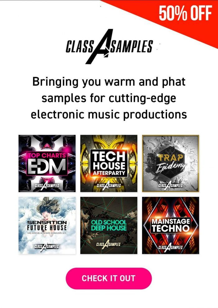Loopmasters Class A Samples sale