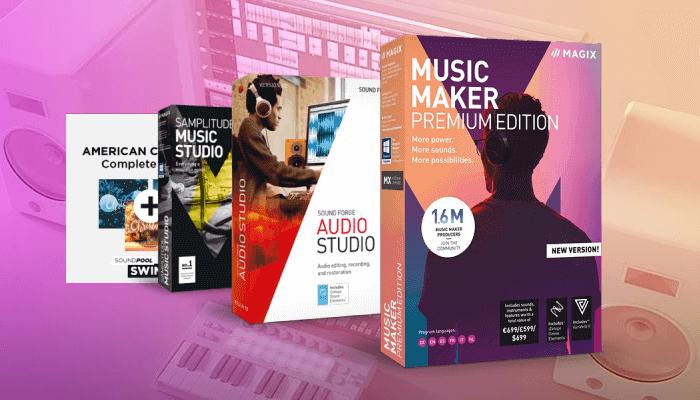 Magix Music Maker Premium 2019 sale
