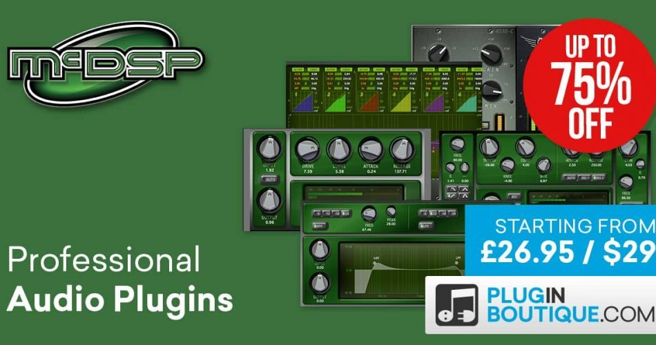 McDSP Holiday Sale 75 OFF
