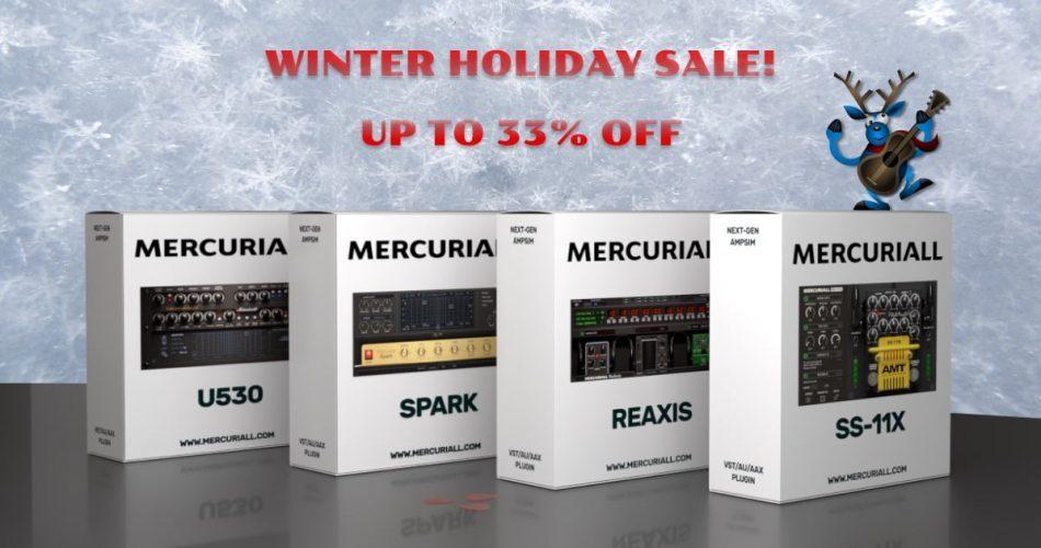 Mercuriall Winter Sale