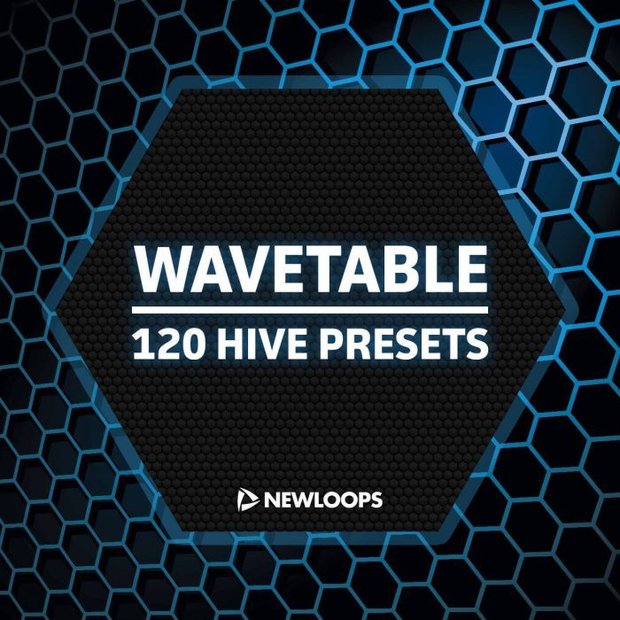 New Loops Wavetable for Hive