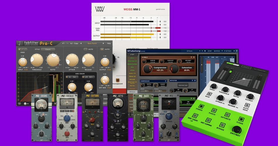 PIB guide to compressor plugins
