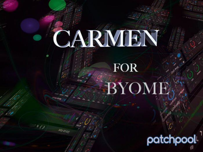 Patchpool Carmen for BYOME