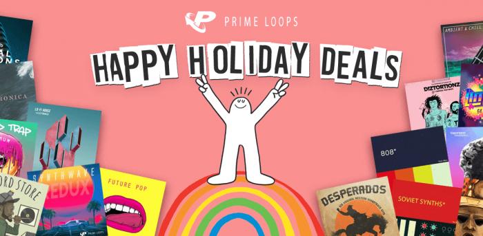 Prime Loops Happy Holidays Deals