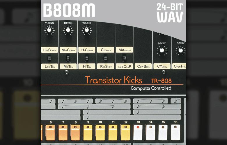 Rekkerd B808M Transistor Kicks