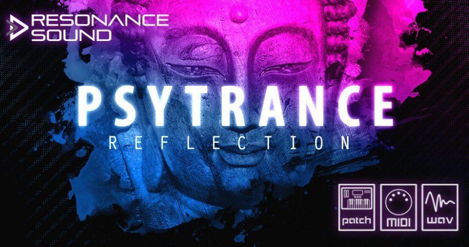 Resonance Sound Psytrance Reflection by Datacult
