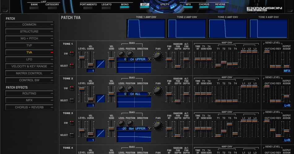 Roland SRX Dance Trax