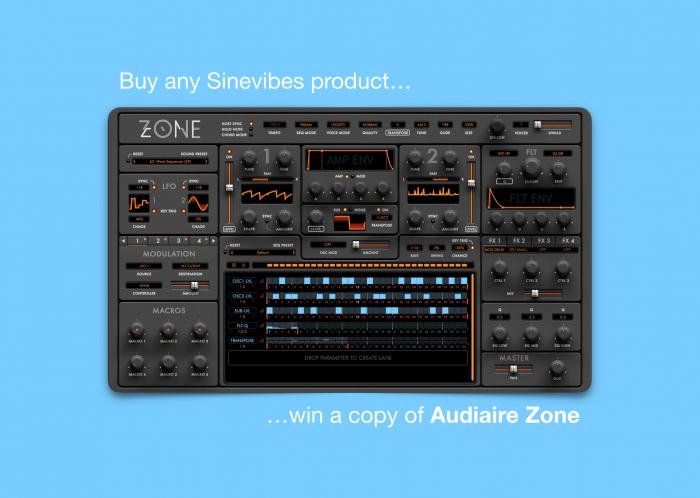 Sinevibes Zone promo