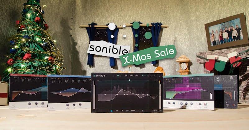 Sonible Xmas Sale