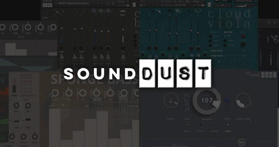 Sound Dust Sale