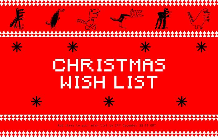 Spitfire Audio Christmas Wish List 2018