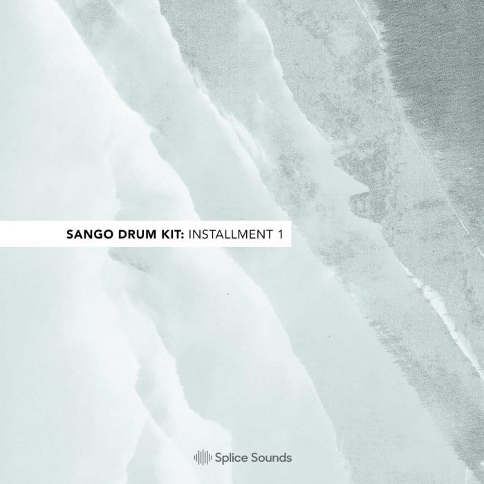 Splice Sounds Sango Drum Kit