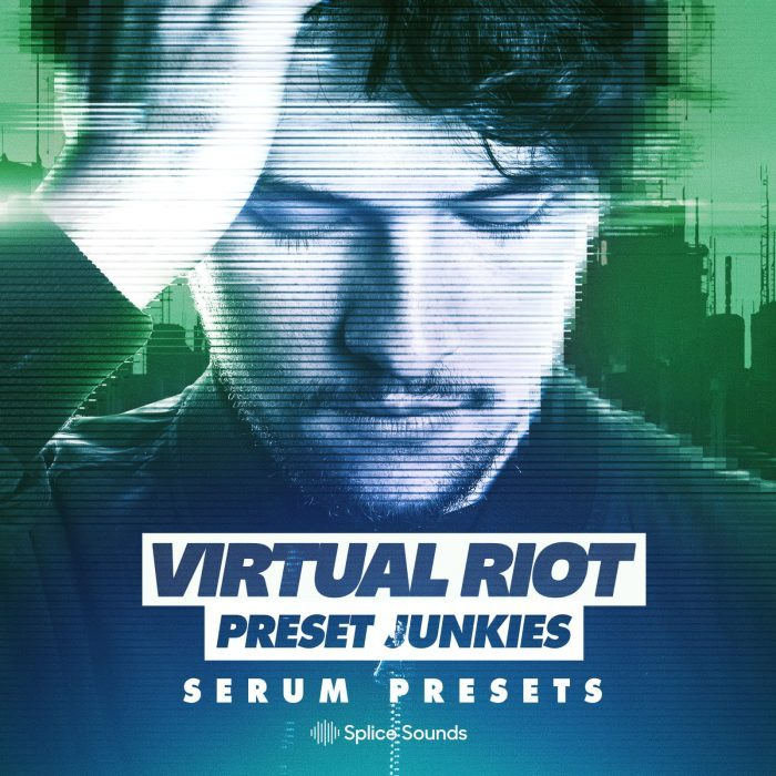 Splice Sounds Virtual Riot Preset Junkies for Serum