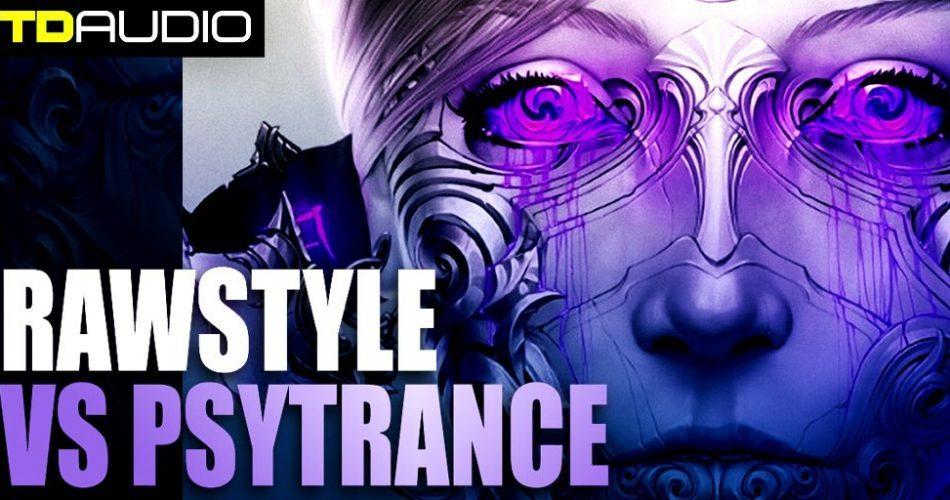 TD Audio Rawstyle Vs Psystyle