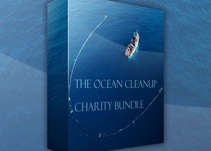 Triple Spiral Audio Ocean Cleanup Charity