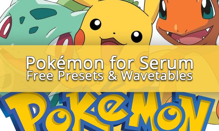 Typhonic Samples Pokemon for Serum