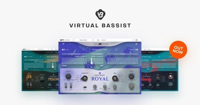 UJAM Virtual Bassist