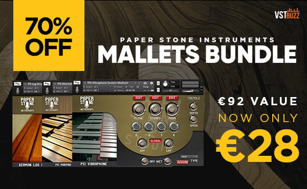 VST Buzz Mallets Bundle