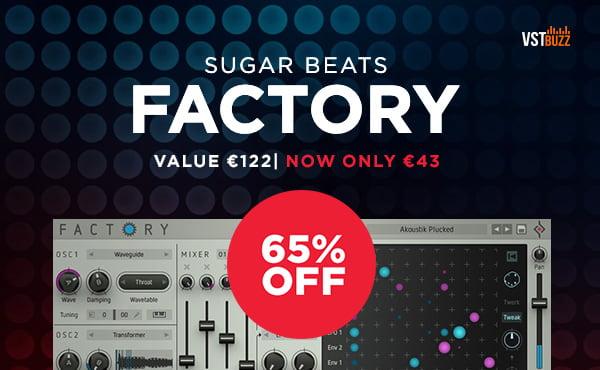 VST Buzz Sugar Bytes Factory