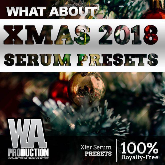 W.A. Xmas 2018 Serum Presets