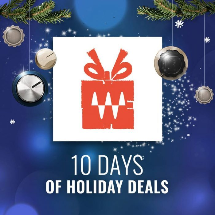 Waves 10 Days of Holiday Deals