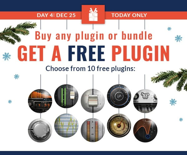 Waves Audio 10 Days of Deals Day 4
