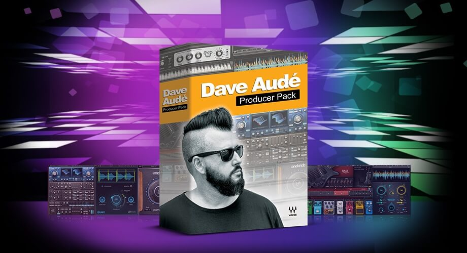 Waves Audio Dave Aude Producer Pack